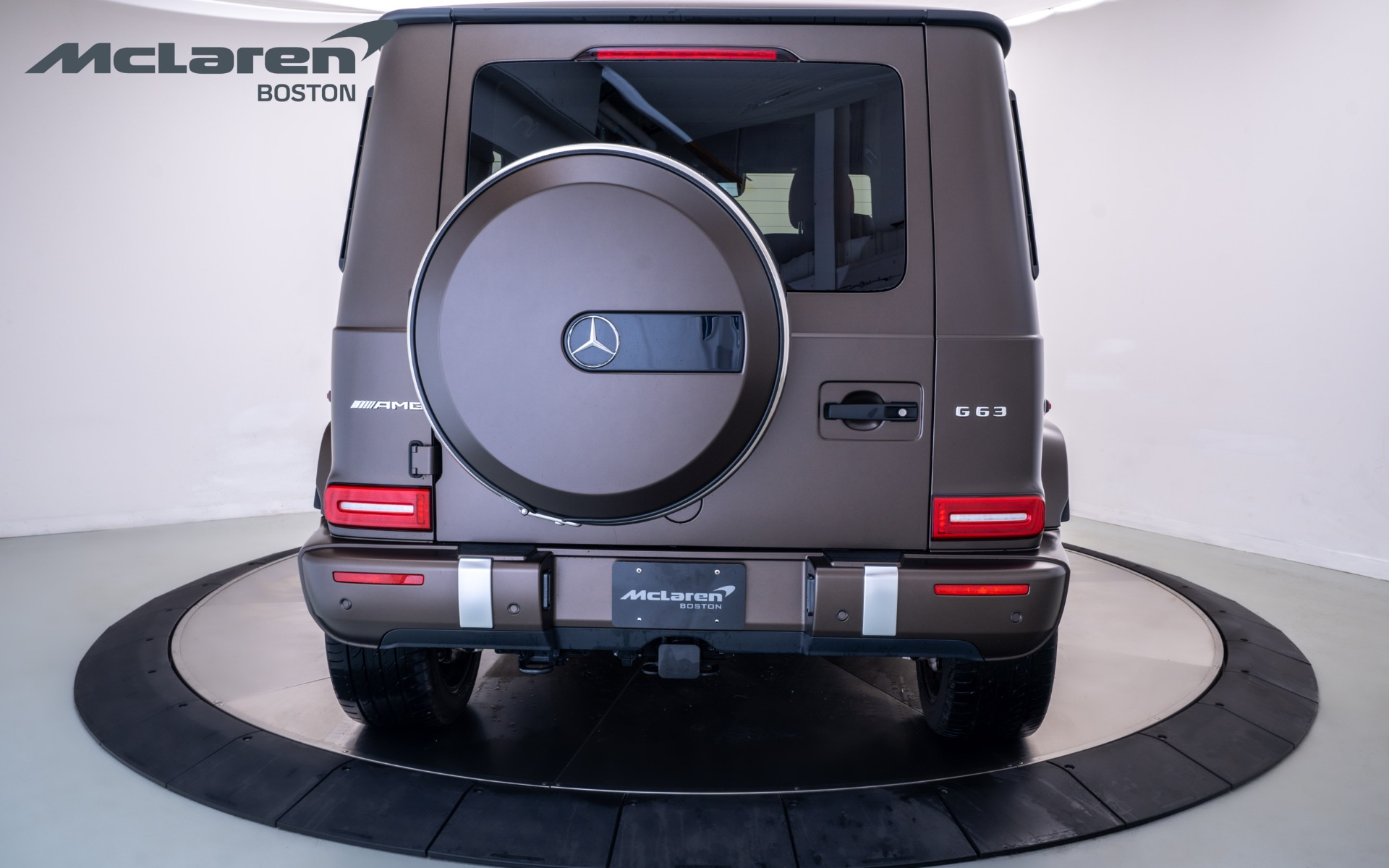 Used 2021 Mercedes-Benz G63 AMG 4X4   Norwell, MA