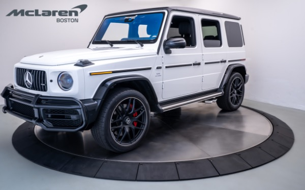 Used 2020 Mercedes-Benz G63 AMG-Norwell, MA