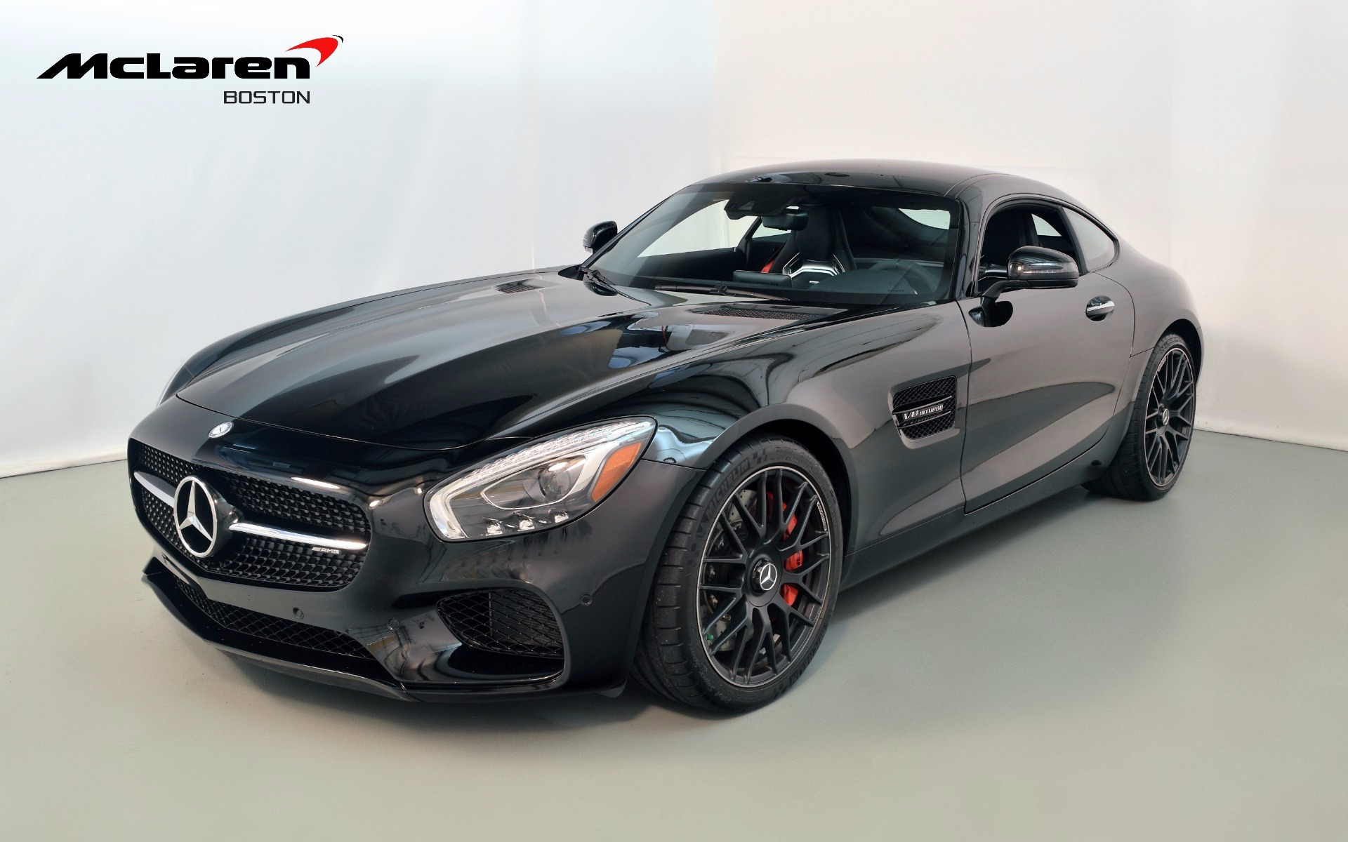 2016 mercedes benz amg gt s for sale in norwell ma 004638 mclaren boston. Black Bedroom Furniture Sets. Home Design Ideas