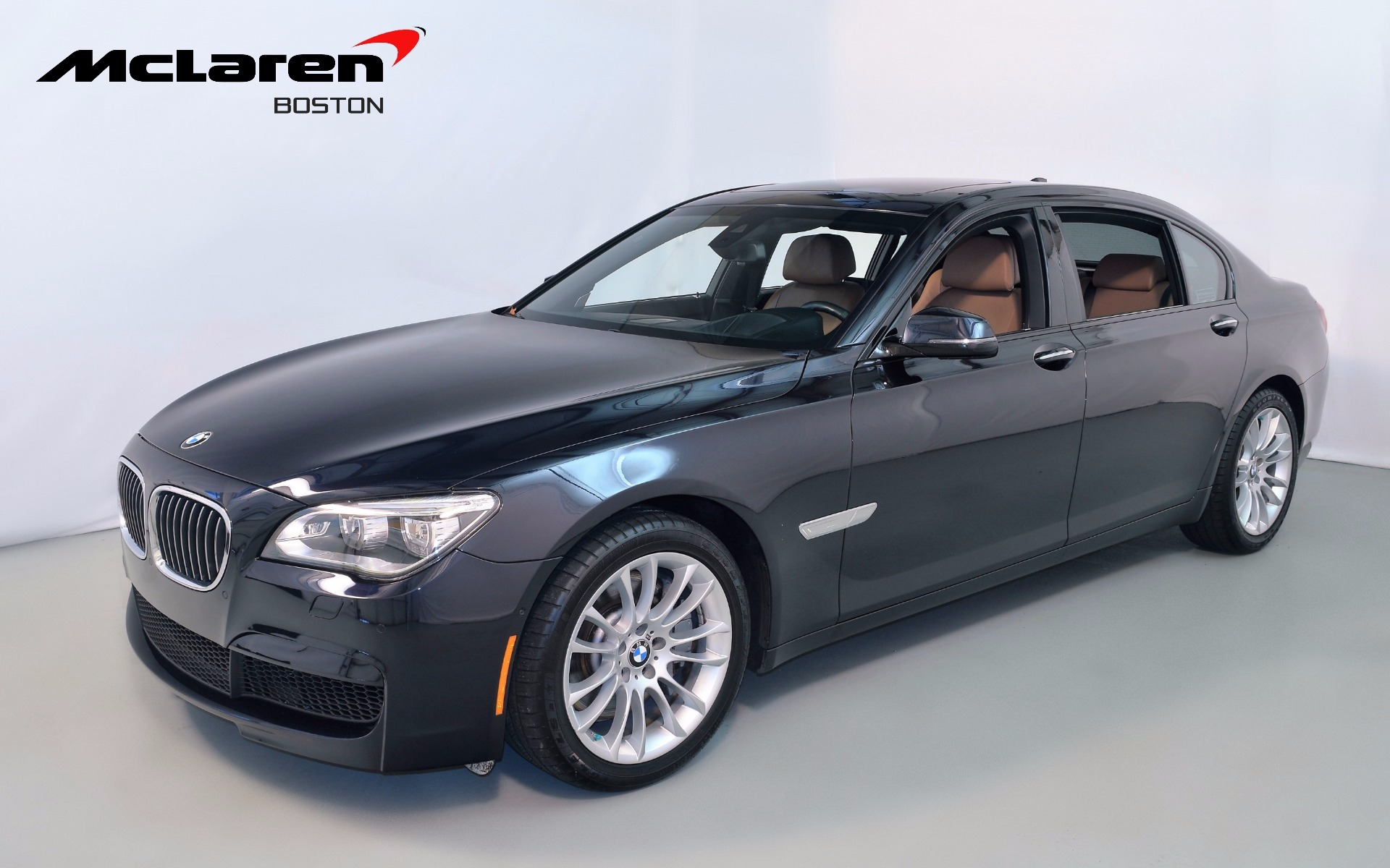 2014 bmw 7 series 750li xdrive for sale in norwell ma 142179 mclaren boston. Black Bedroom Furniture Sets. Home Design Ideas