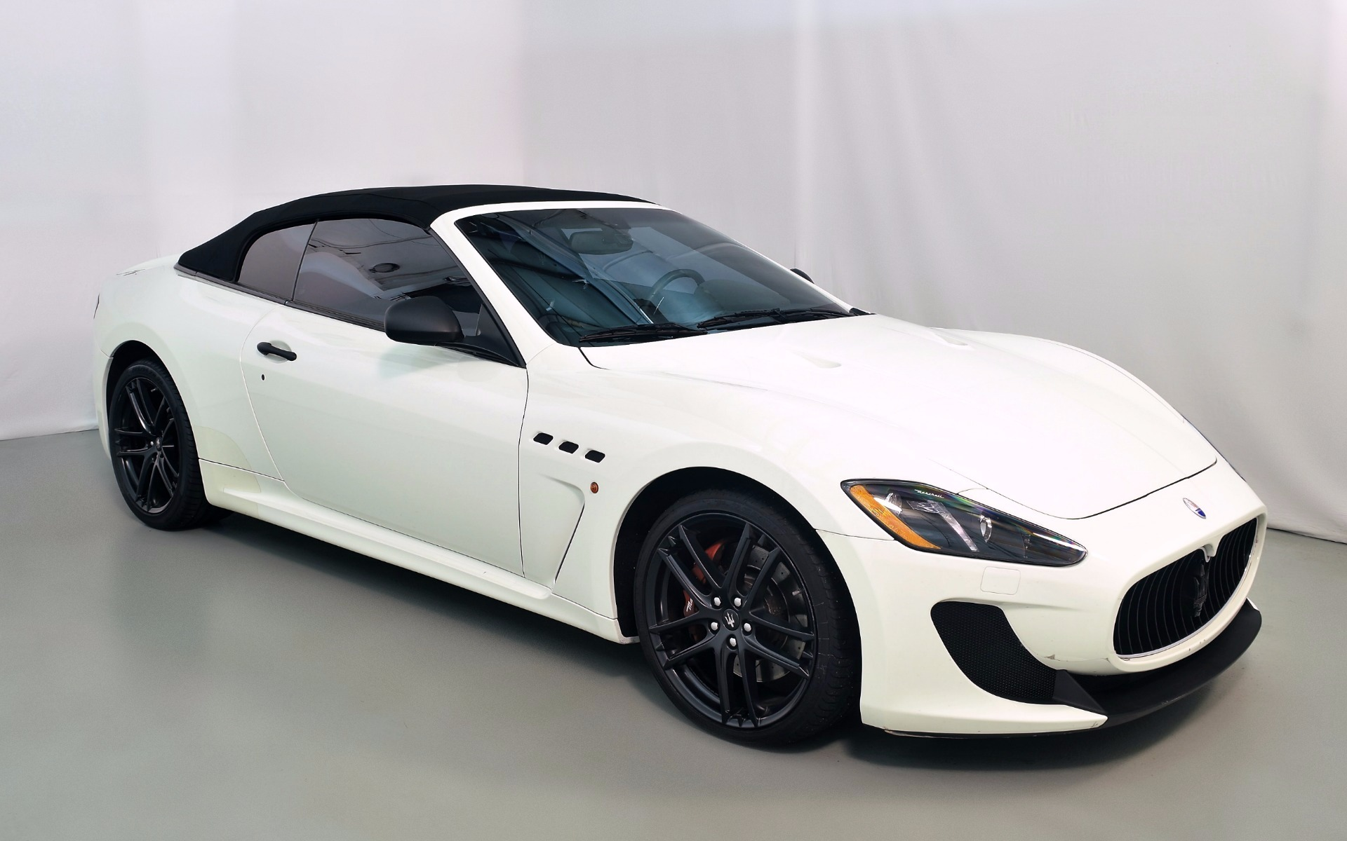 2013 Maserati GranTurismo MC Convertible Sport For Sale in