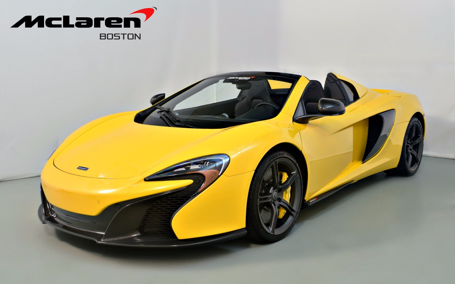 2016 McLaren 650S SPIDER For Sale in Norwell, MA 005893  Mclaren Boston