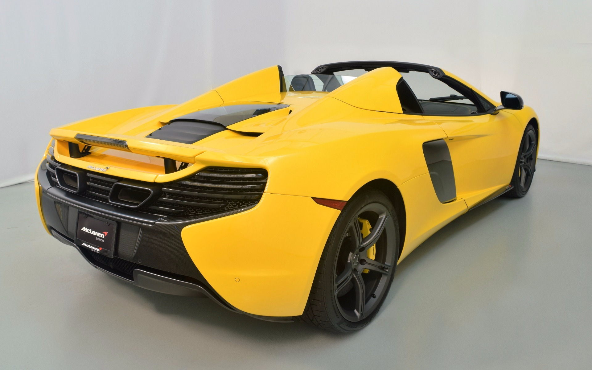2016 mclaren 650s spider for sale in norwell ma 005893 mclaren boston. Black Bedroom Furniture Sets. Home Design Ideas