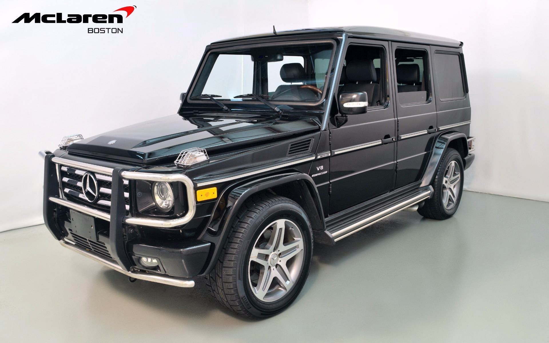 2009 mercedes benz g class 5 5l amg for sale in norwell for Mercedes benz g class mpg
