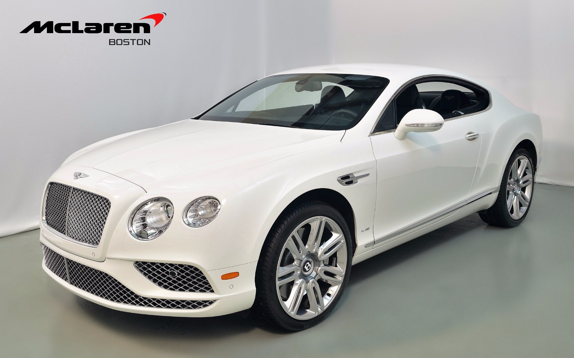 2016 bentley continental gt w12 for sale in norwell ma 054024 mclaren boston. Black Bedroom Furniture Sets. Home Design Ideas