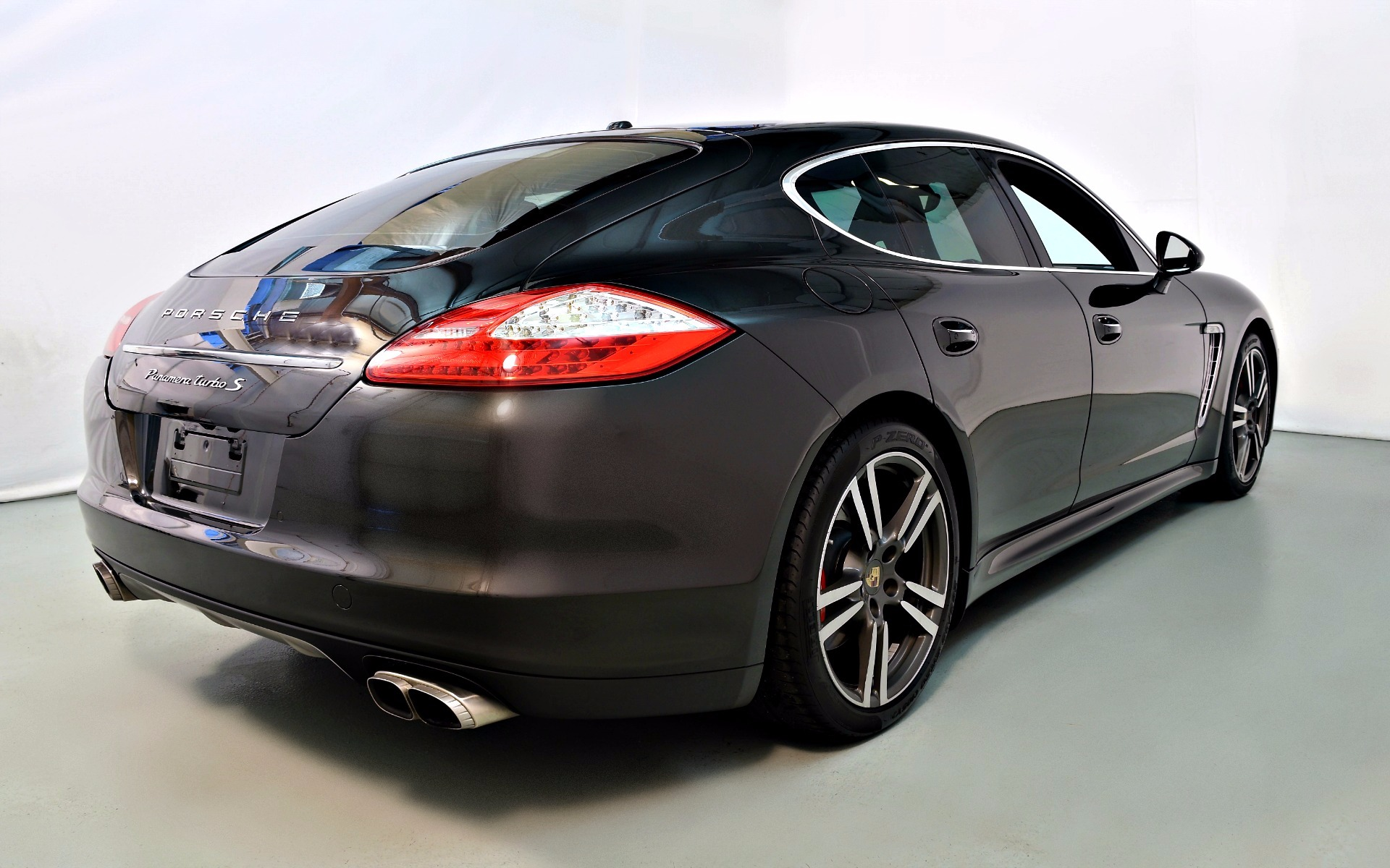 2012 porsche panamera turbo s for sale in norwell ma 090976 mclaren boston. Black Bedroom Furniture Sets. Home Design Ideas