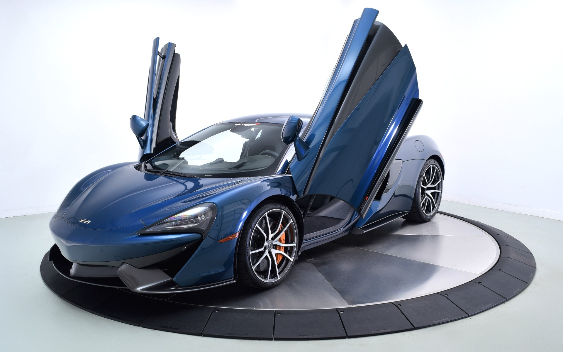 2017 mclaren 570s for sale in norwell  ma 001846