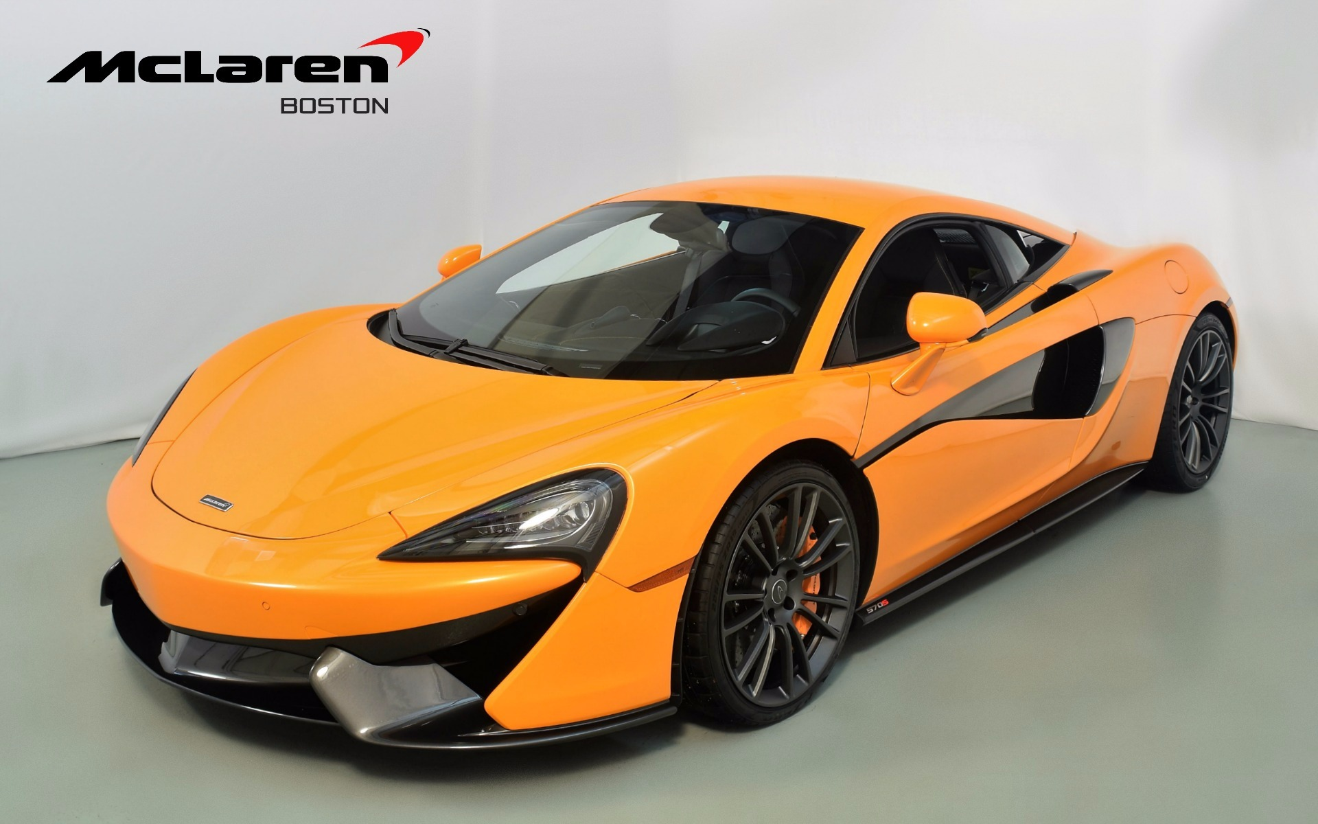 2017 MCLAREN 570S For Sale in Norwell MA