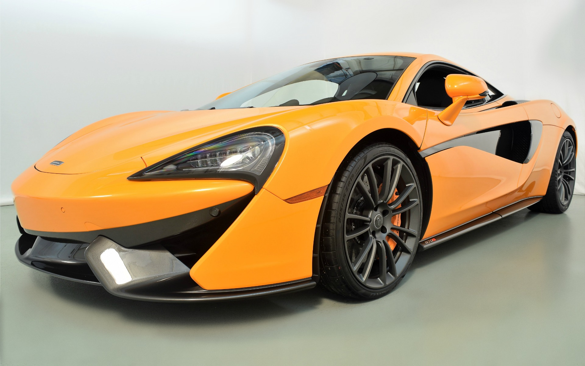 How To Calculate Apr On A Loan >> 2017 MCLAREN 570S For Sale in Norwell, MA 002059 | Mclaren Boston