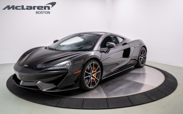 Used 2017 McLaren 570GT-Norwell, MA