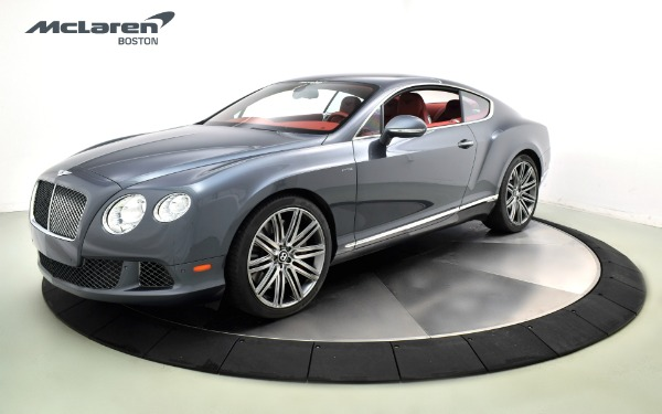 Used 2014 BENTLEY Continental GT Speed-Norwell, MA
