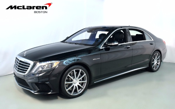 Used 2014 Mercedes-Benz S-Class-Norwell, MA