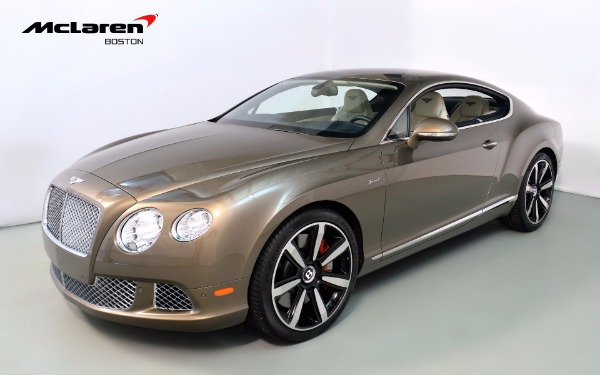 Used 2015 Bentley Continental GT Speed-Norwell, MA