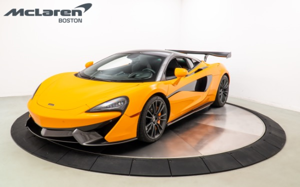 Used 2017 McLaren 570S-Norwell, MA