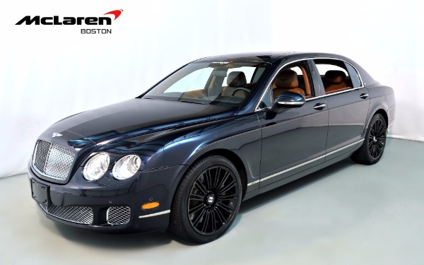 Used 2012 Bentley Continental Flying Spur-Norwell, MA
