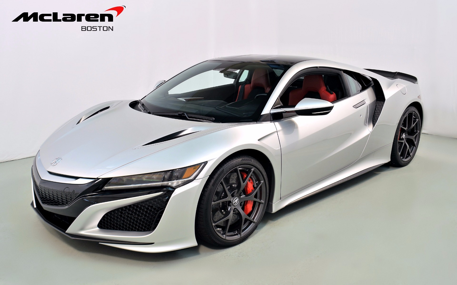 2017 Acura Nsx Sh Awd Sport Hybrid For Sale In Norwell Ma 000229
