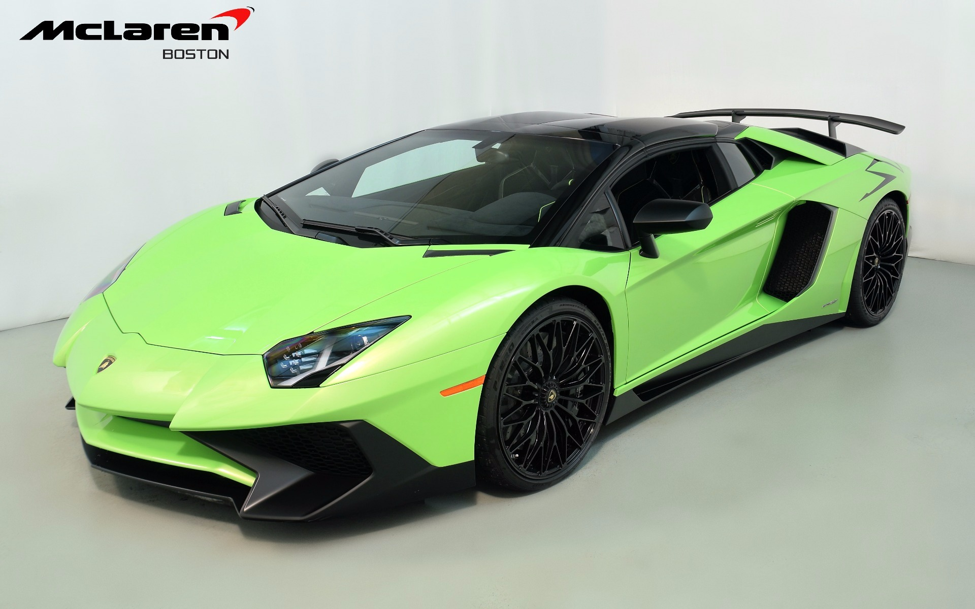 2017 Lamborghini Aventador Lp 750 4 Sv For Sale In Norwell