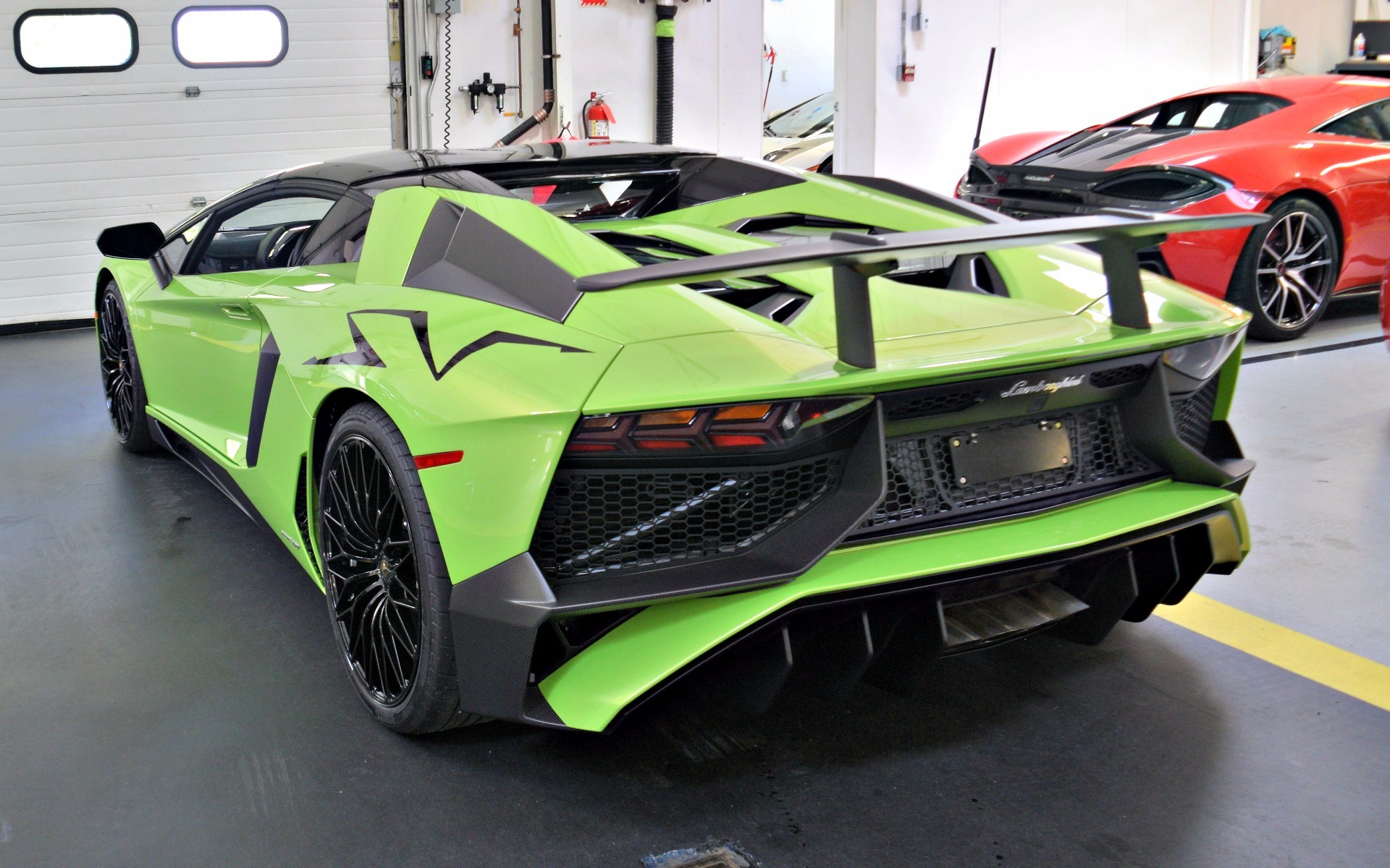 2017 Lamborghini Aventador Lp 750 4 Sv For Sale In Norwell Ma