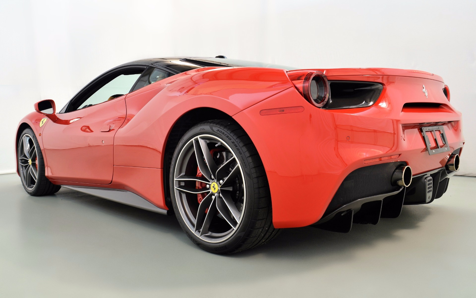 2016 ferrari 488 gtb for sale in norwell ma 218691 mclaren boston. Black Bedroom Furniture Sets. Home Design Ideas
