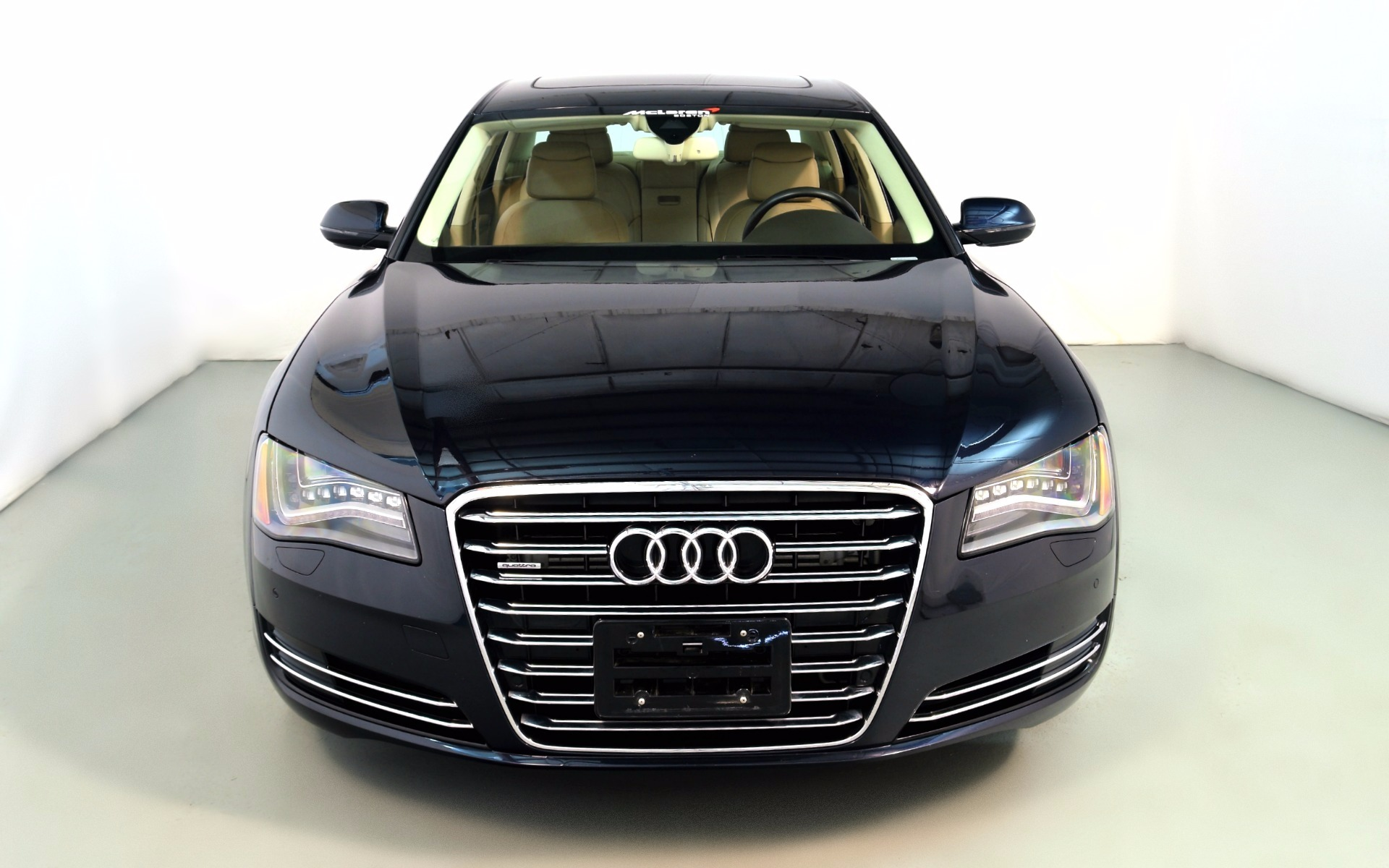 2013 audi a8 l 3 0t quattro for sale in norwell ma 006606 mclaren boston. Black Bedroom Furniture Sets. Home Design Ideas
