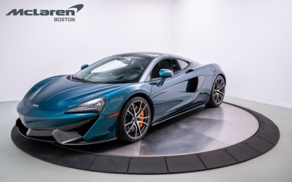New 2017 McLaren 570GT-Norwell, MA