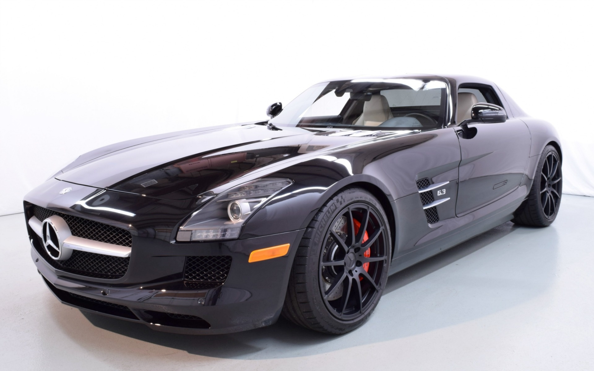 2012 mercedes benz sls amg coupe for sale in norwell ma 008707 mclaren boston. Black Bedroom Furniture Sets. Home Design Ideas