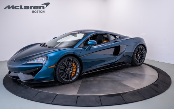 New 2017 McLaren 570S-Norwell, MA