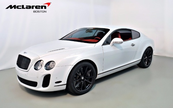 Used 2010 Bentley Continental-Norwell, MA