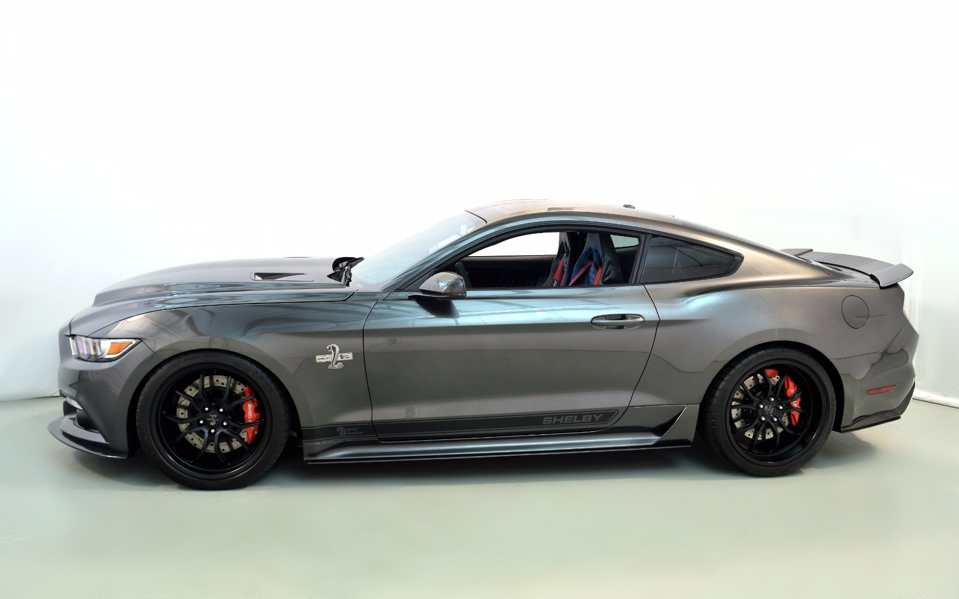 Used 2016 Ford Mustang Shelby Super Snake Norwell Ma
