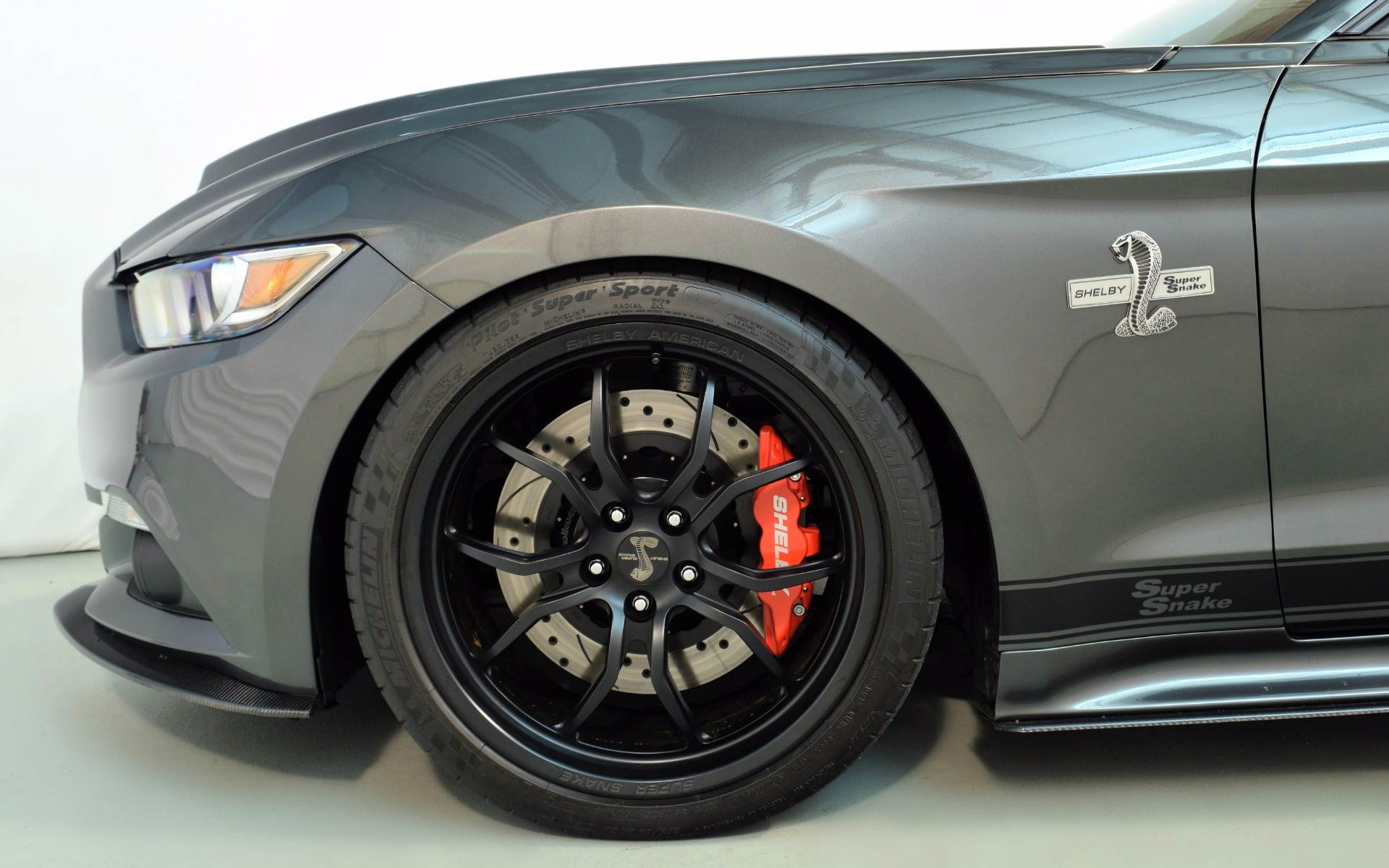 2016 Ford Mustang Shelby Super Snake For Sale In Norwell