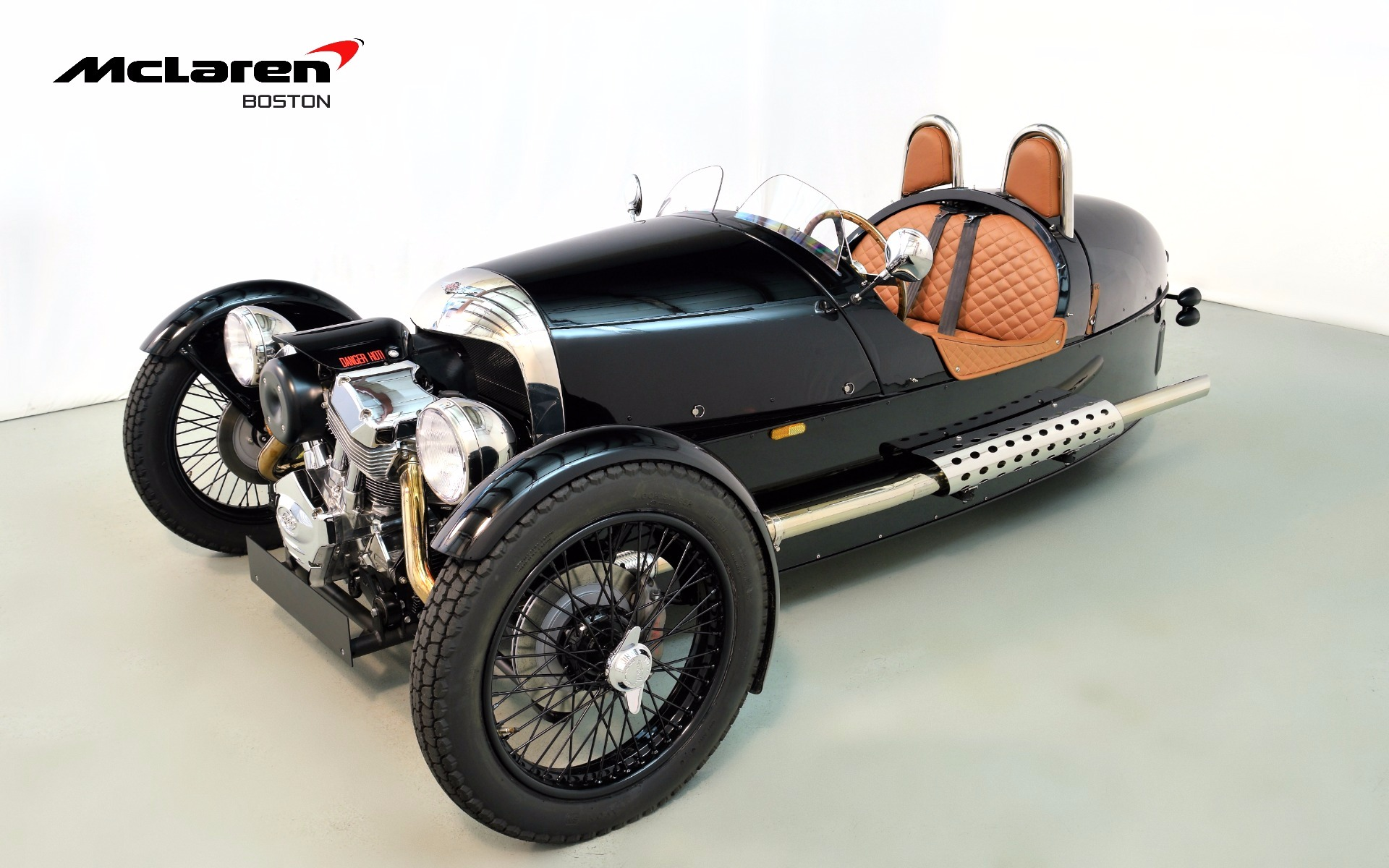 2015 morgan 3 wheeler for sale in norwell ma 202428 mclaren boston. Black Bedroom Furniture Sets. Home Design Ideas