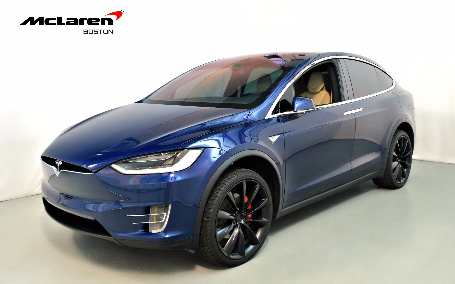 2016 TESLA MODEL X P90D For Sale in Norwell MA