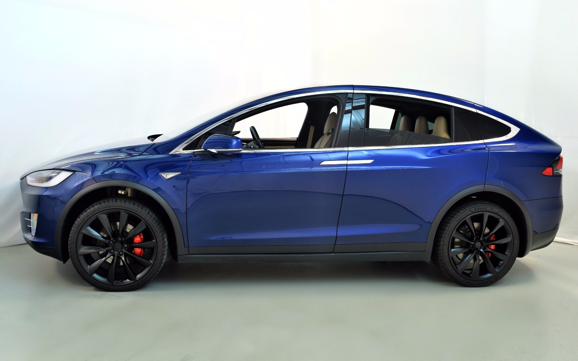 Tesla P90d For Sale >> 2016 TESLA MODEL X P90D For Sale in Norwell, MA 006757 | Mclaren Boston