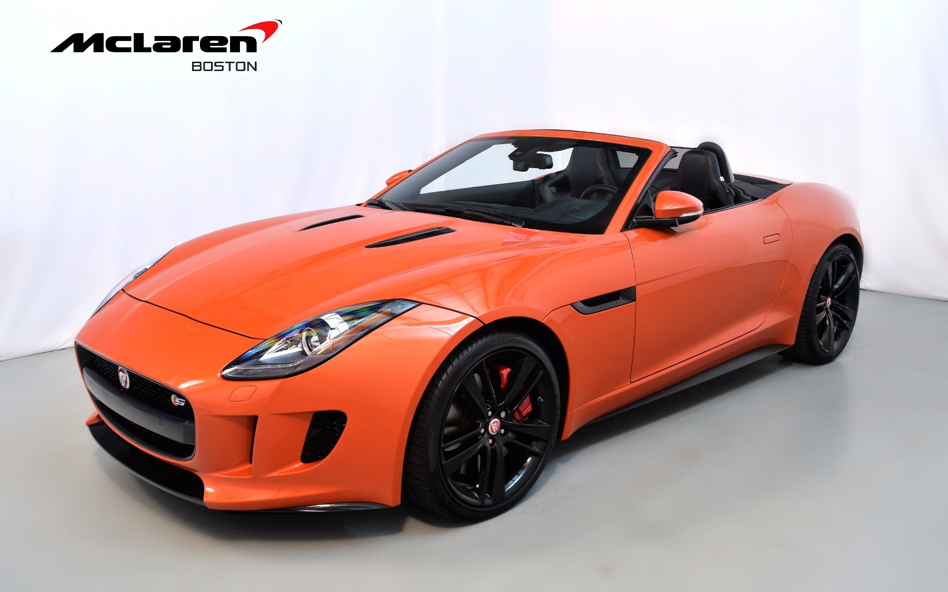 2015 jaguar f type v8 s v8 s for sale in norwell ma k13061 mclaren boston. Black Bedroom Furniture Sets. Home Design Ideas