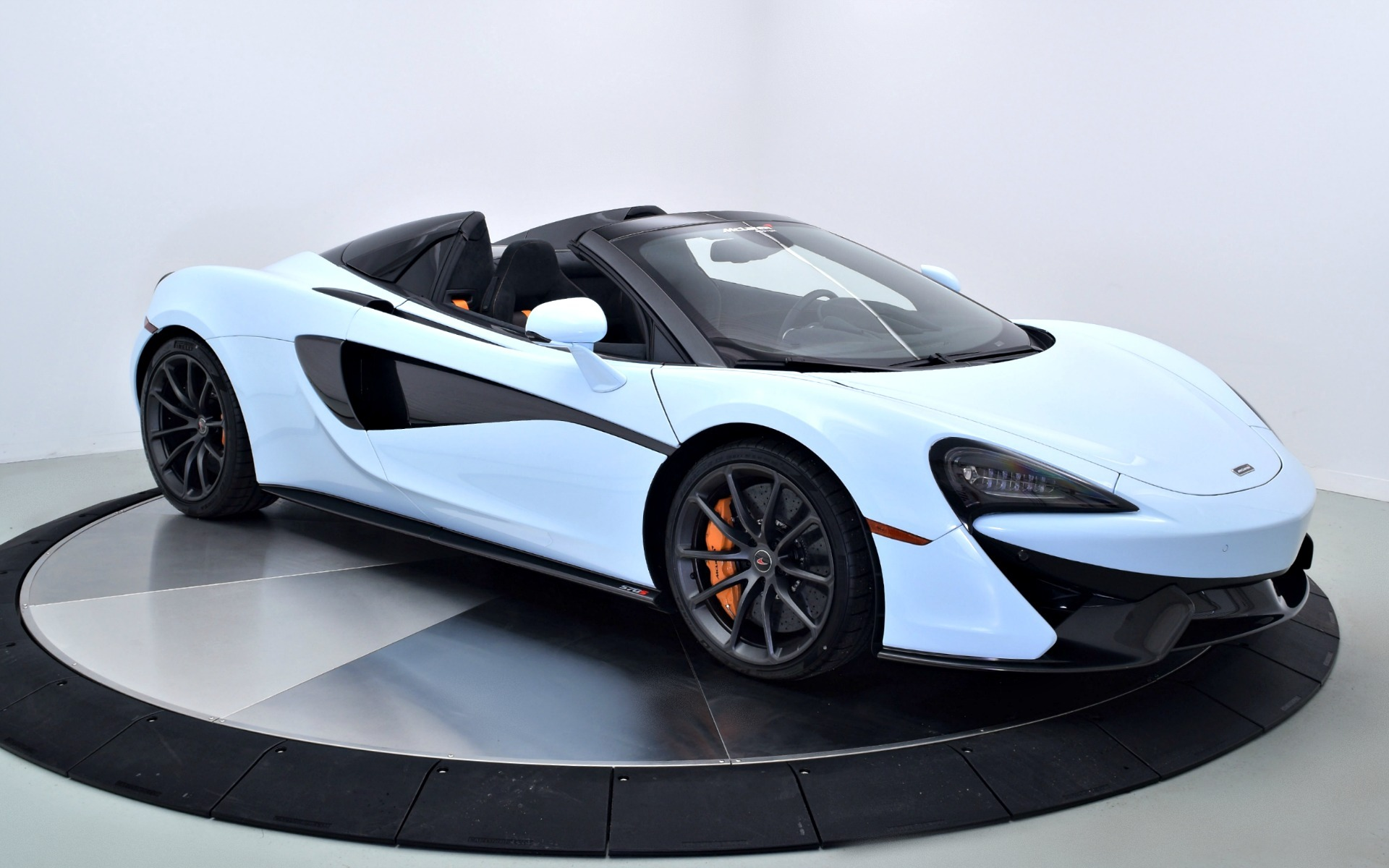 2018 mclaren 570s spider for sale in norwell ma 004002 mclaren boston. Black Bedroom Furniture Sets. Home Design Ideas