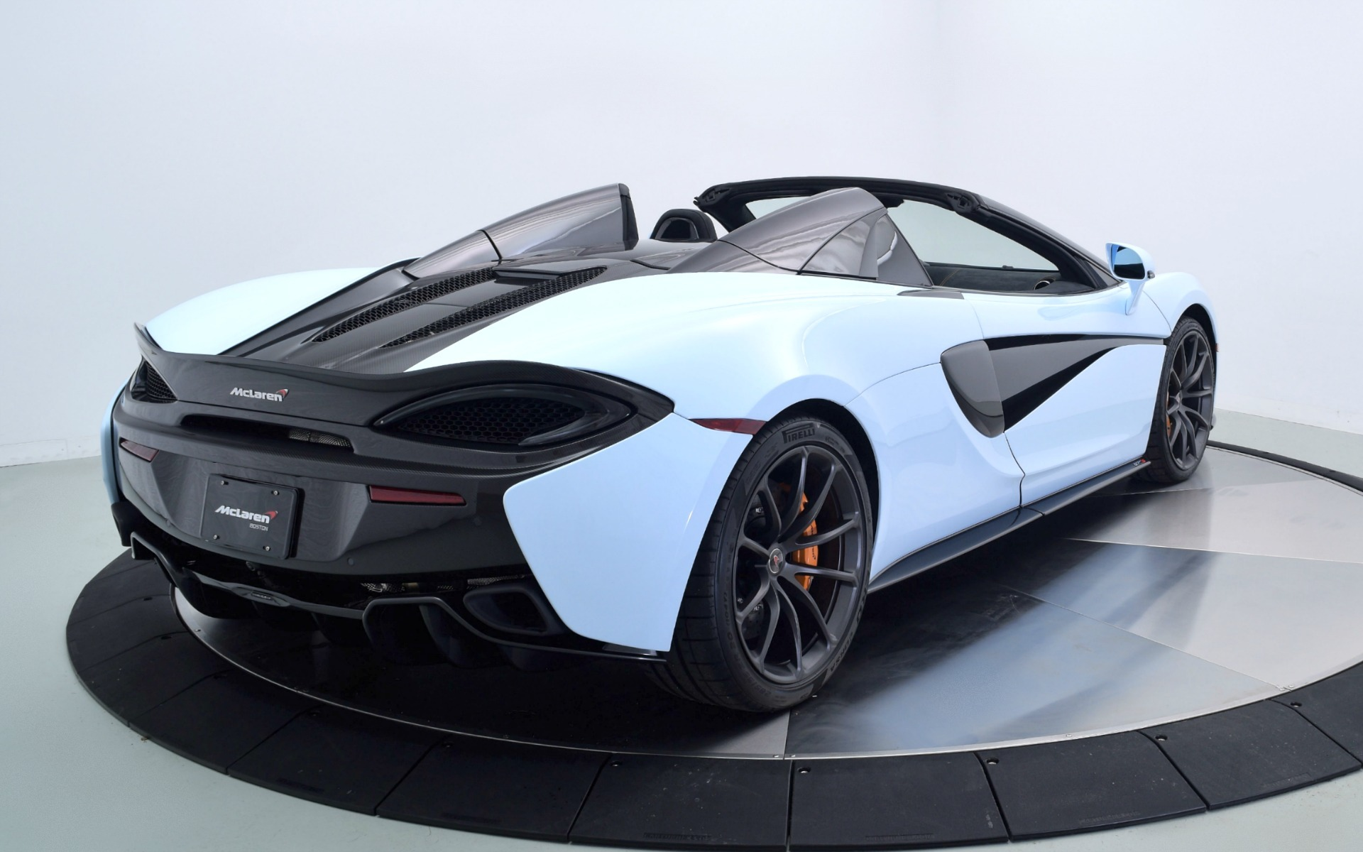 How To Calculate Apr On A Loan >> 2018 McLaren 570S Spider For Sale in Norwell, MA 004002 | Mclaren Boston