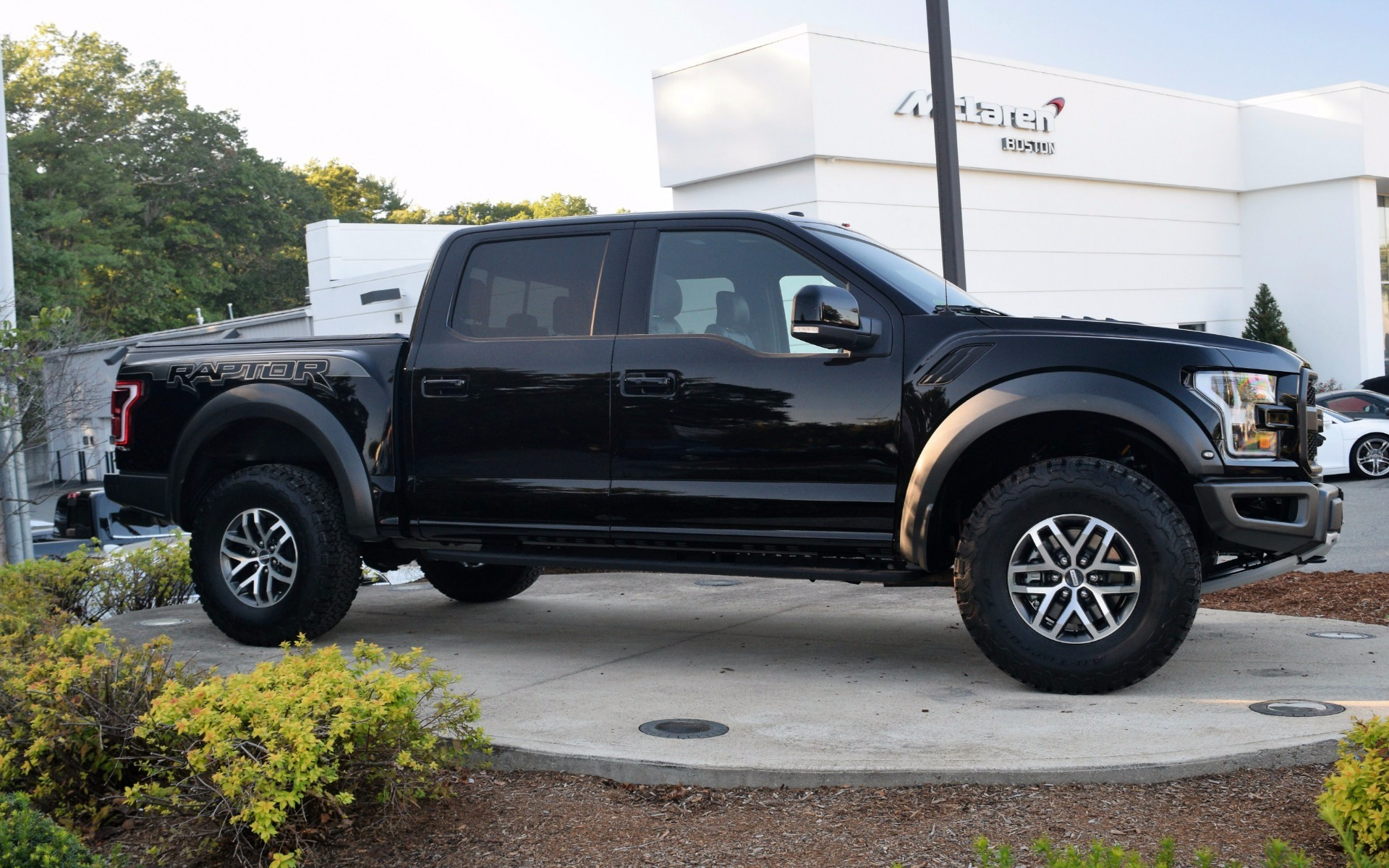 2017 Ford F 150 Raptor For Sale In Norwell Ma C74819 Mclaren Boston