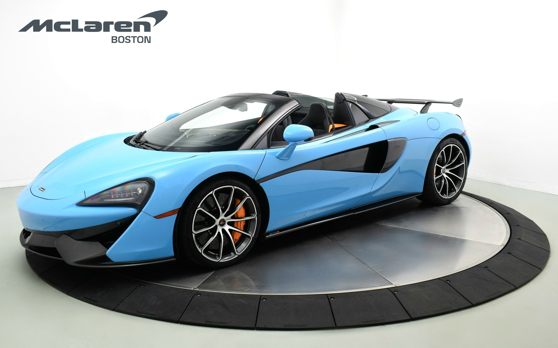 2018 mclaren 570s spider for sale in norwell, ma 004209 | mclaren boston