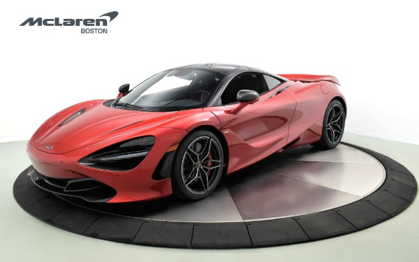 Used 2018 McLaren 720S-Norwell, MA