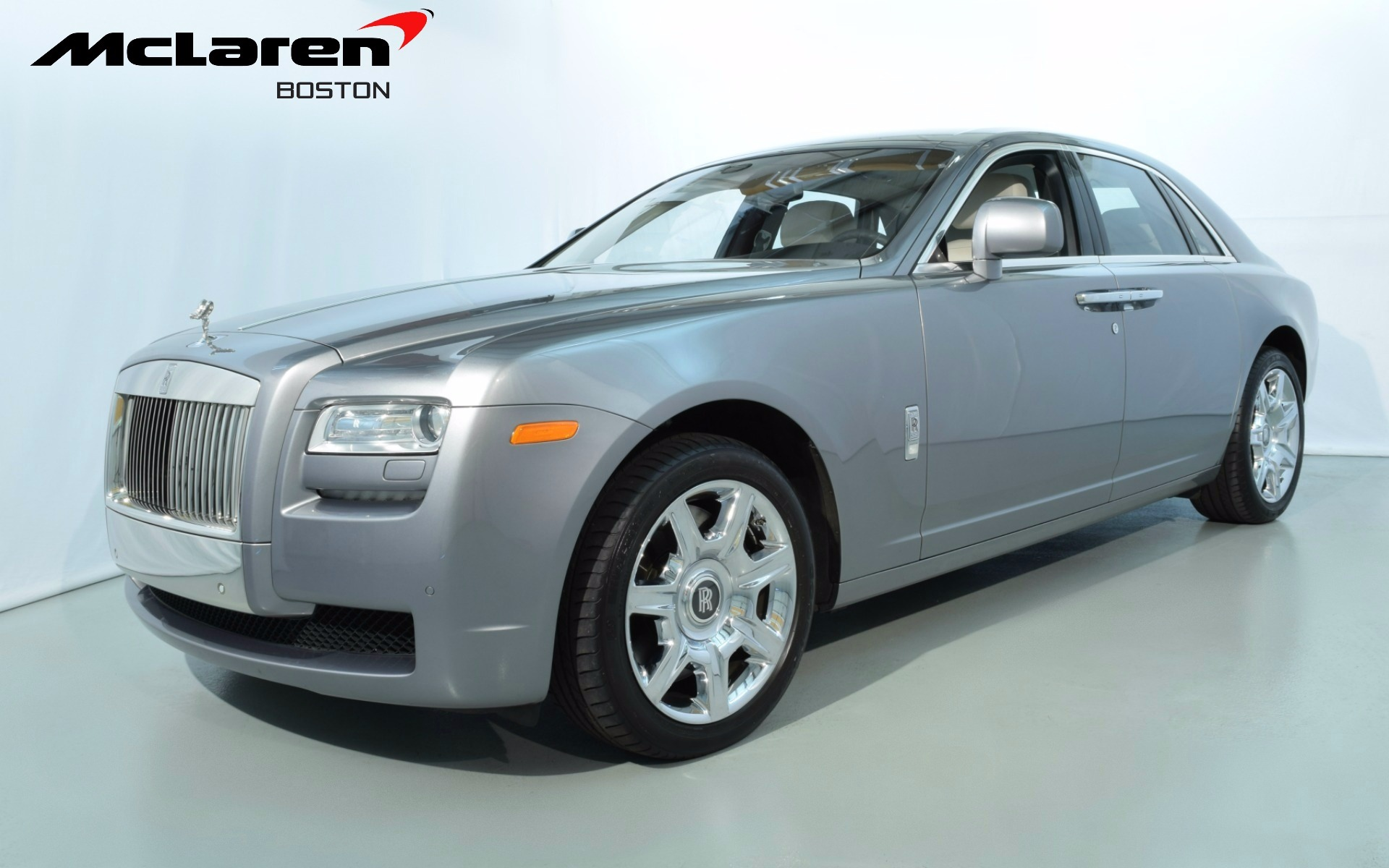 How To Calculate Apr On A Loan >> 2010 Rolls-Royce Ghost For Sale in Norwell, MA X48916 | Mclaren Boston