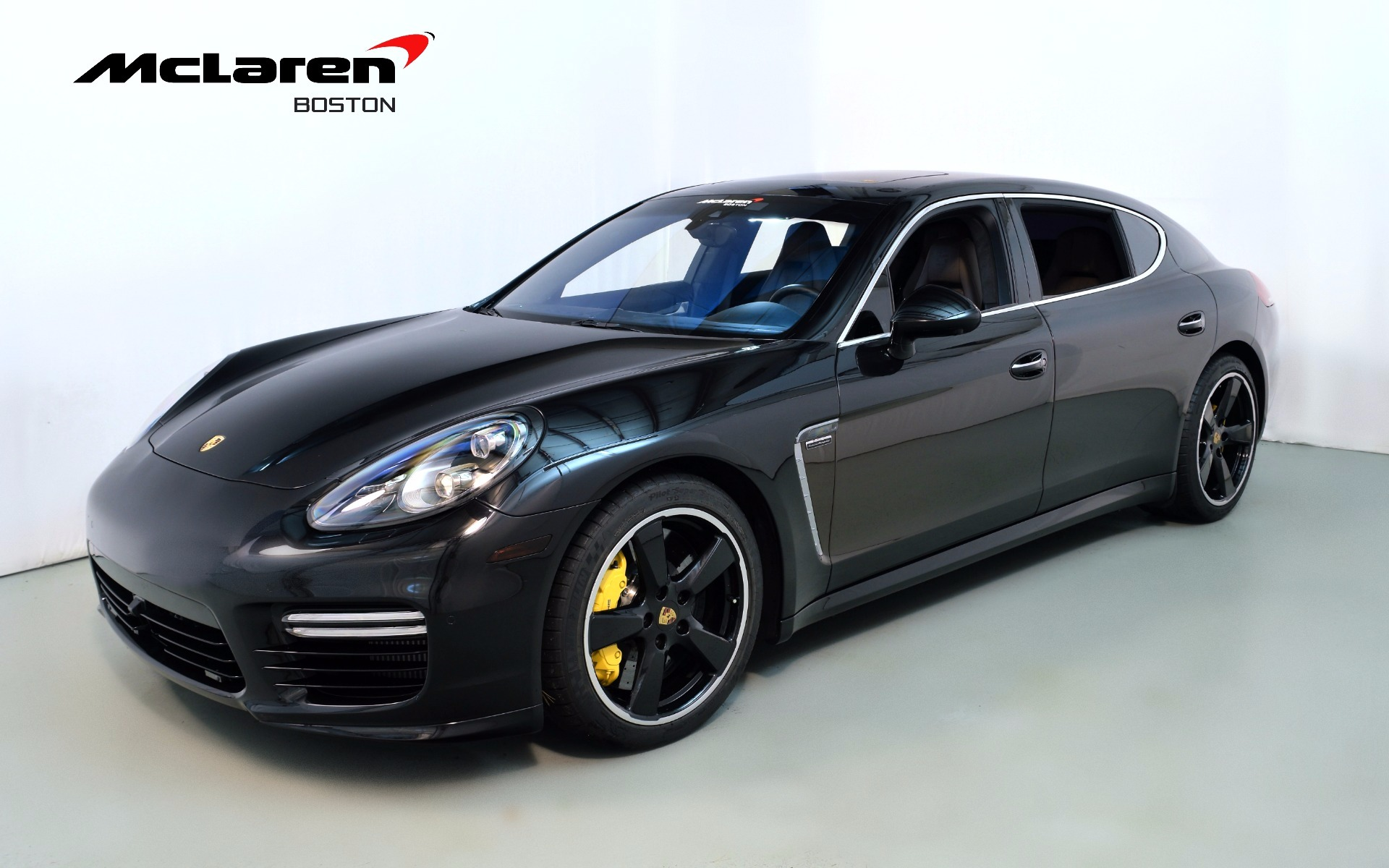 2016 porsche panamera exclusive turbo executive for sale in norwell ma 075054 mclaren boston. Black Bedroom Furniture Sets. Home Design Ideas