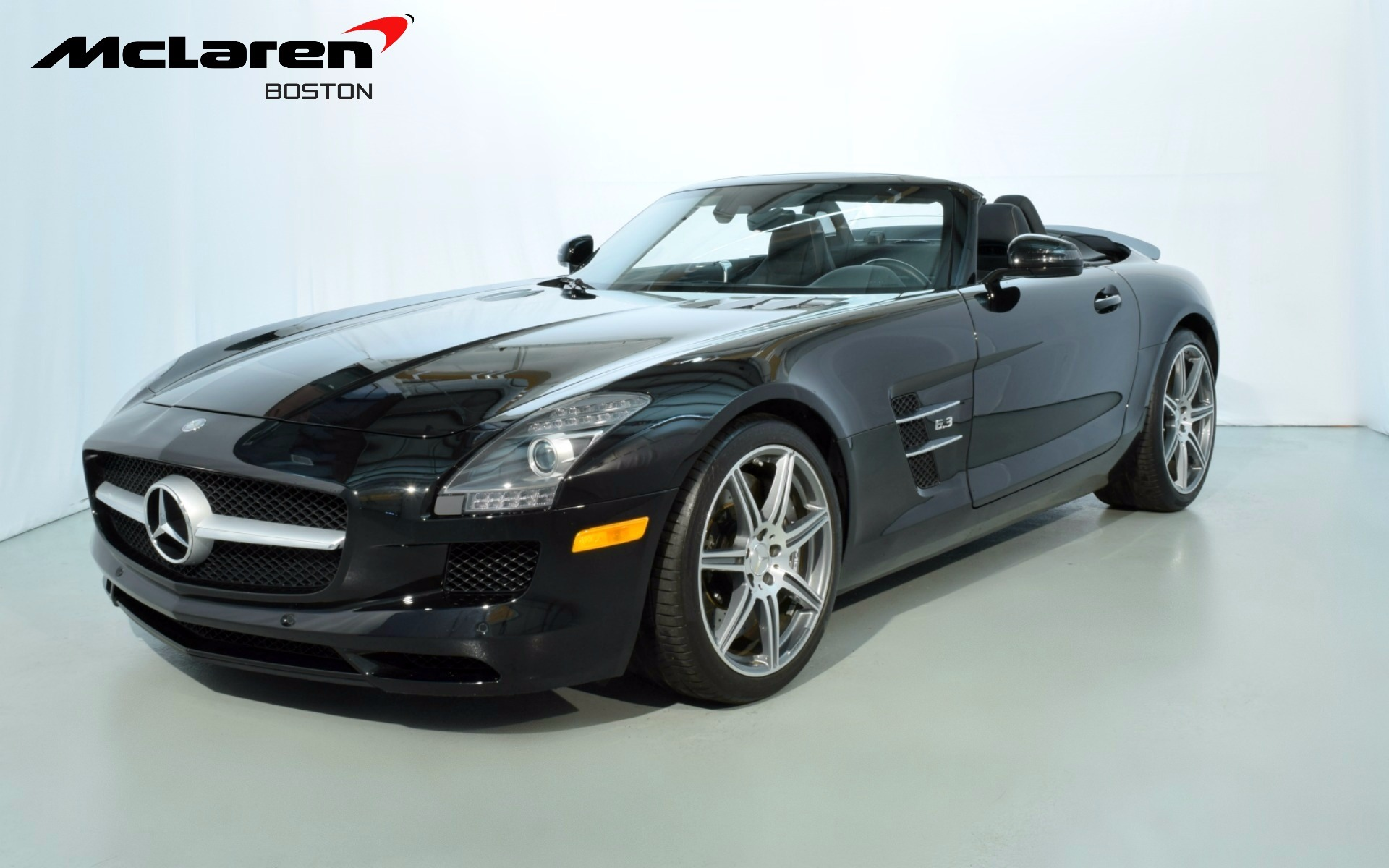 2012 mercedes benz sls amg sls amg for sale in norwell ma. Black Bedroom Furniture Sets. Home Design Ideas