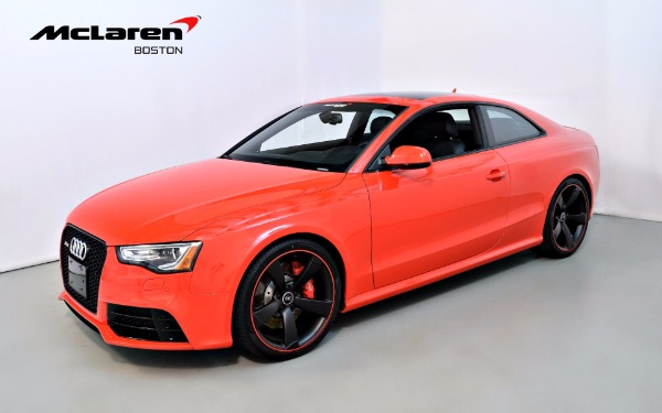 Used 2015 AUDI RS5 QUATTRO-Norwell, MA