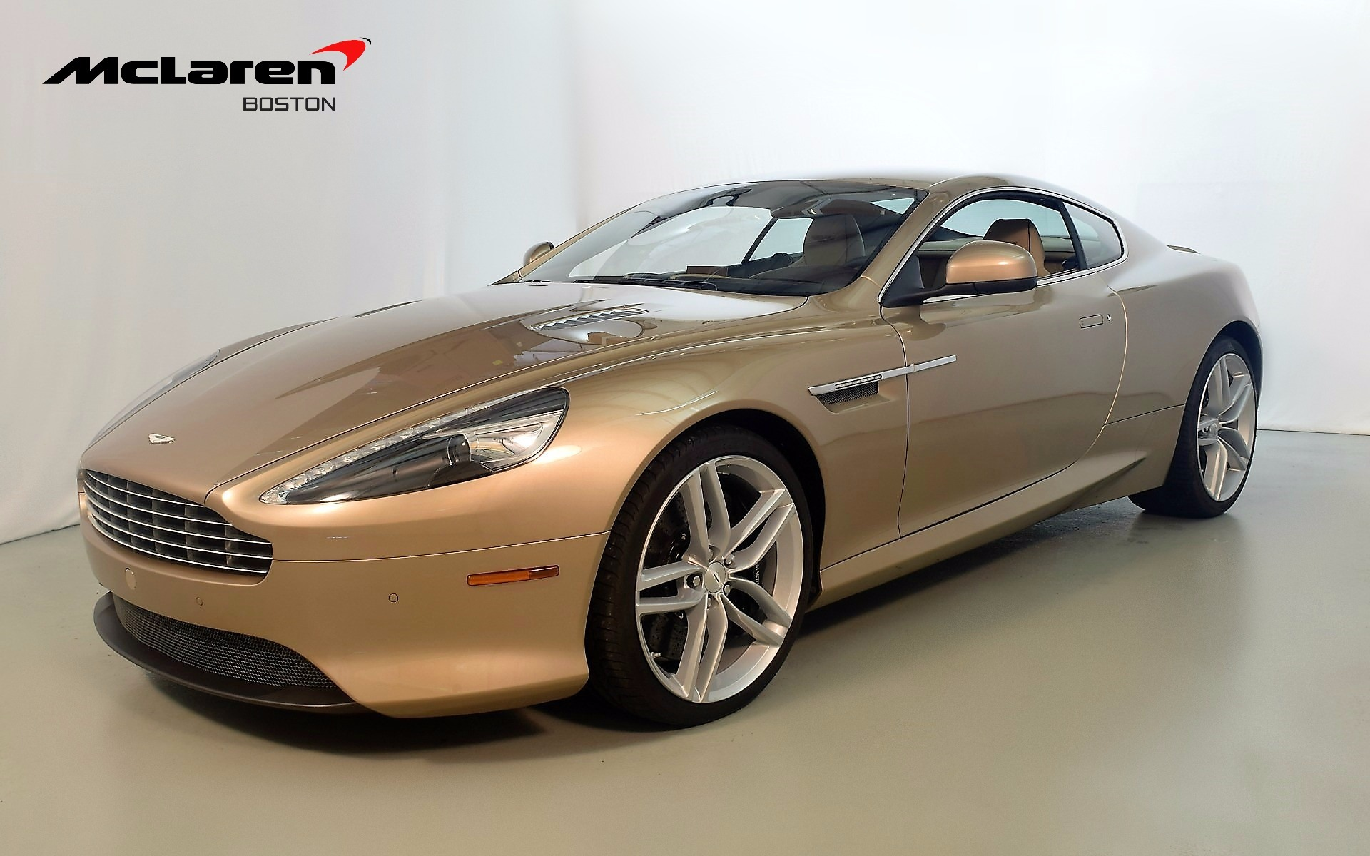2013 aston martin db9 for sale in norwell ma a14939 mclaren boston. Black Bedroom Furniture Sets. Home Design Ideas