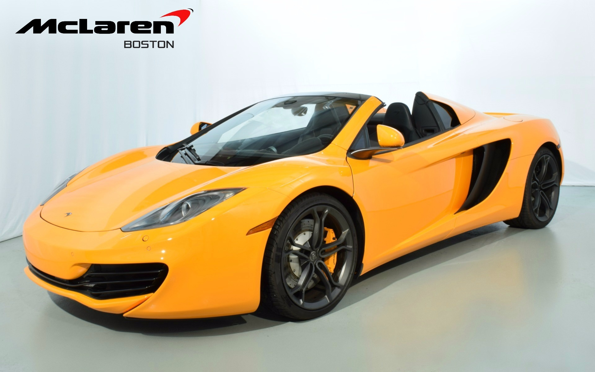 Used 2014 McLaren MP4 12C Spider | Norwell, MA