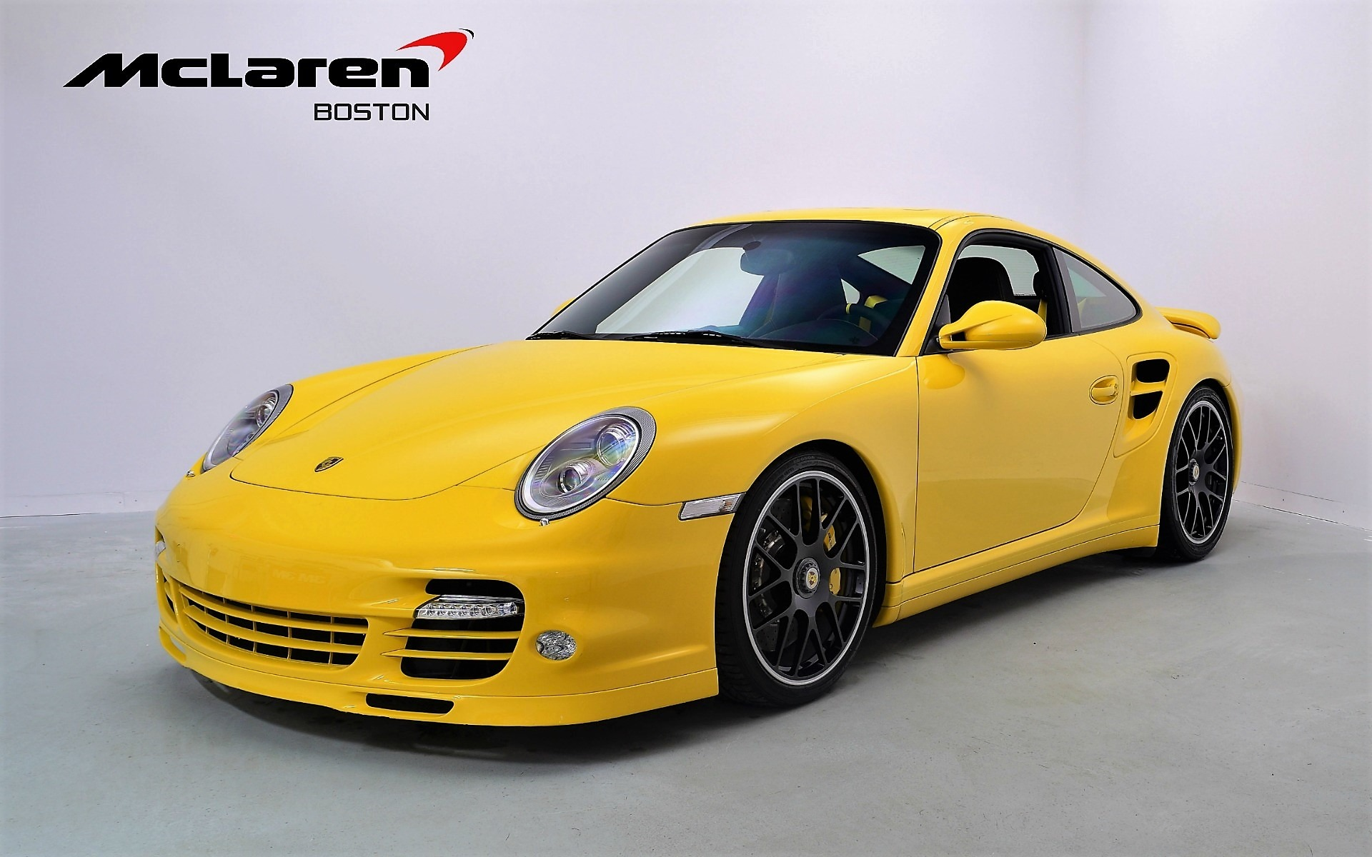 2011 porsche 911 turbo turbo s for sale in norwell ma 766193 mclaren boston. Black Bedroom Furniture Sets. Home Design Ideas