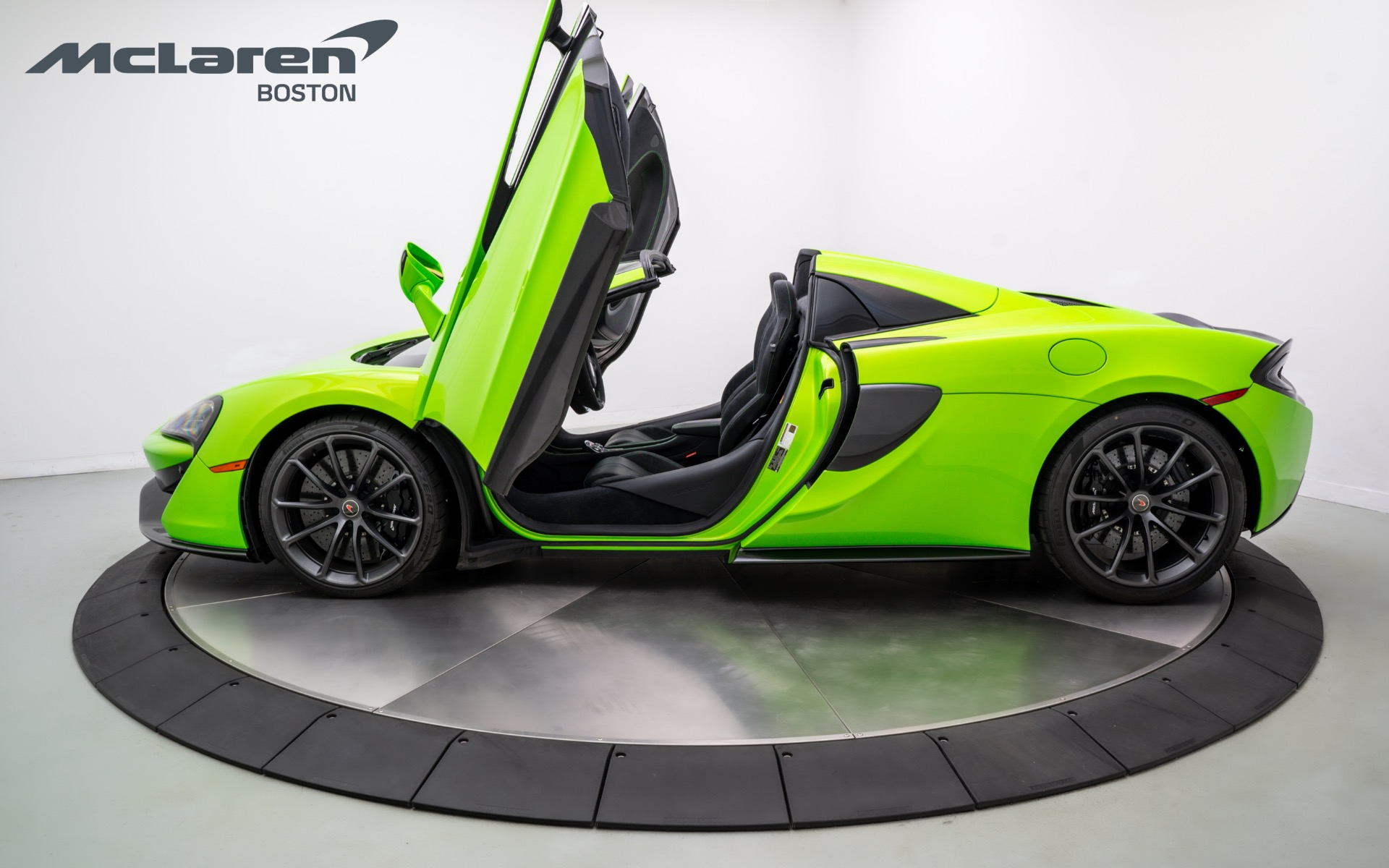 2018 Mclaren 570s Spider For Sale In Norwell Ma 004674