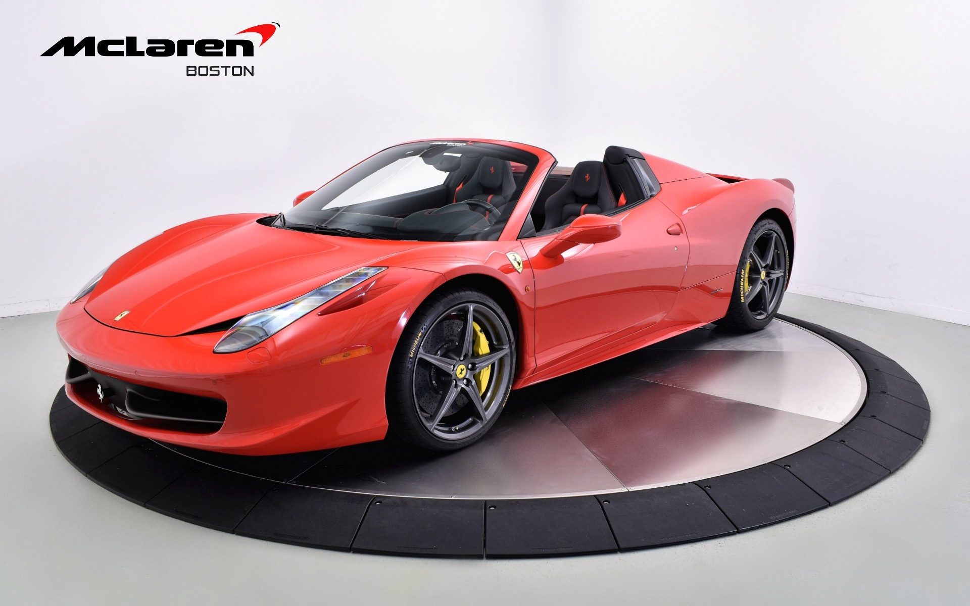Used 2013 Ferrari 458 Spider | Norwell, MA