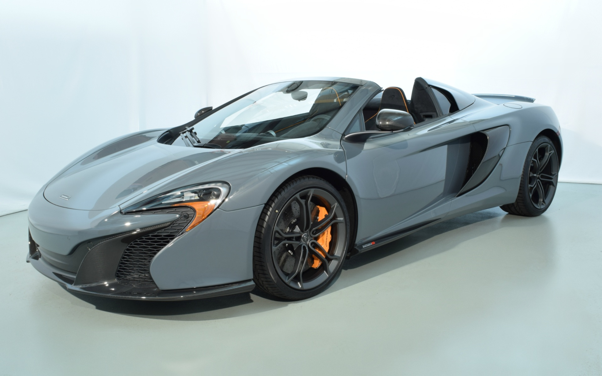2016 mclaren 650s spider for sale in norwell, ma 006056 | mclaren boston