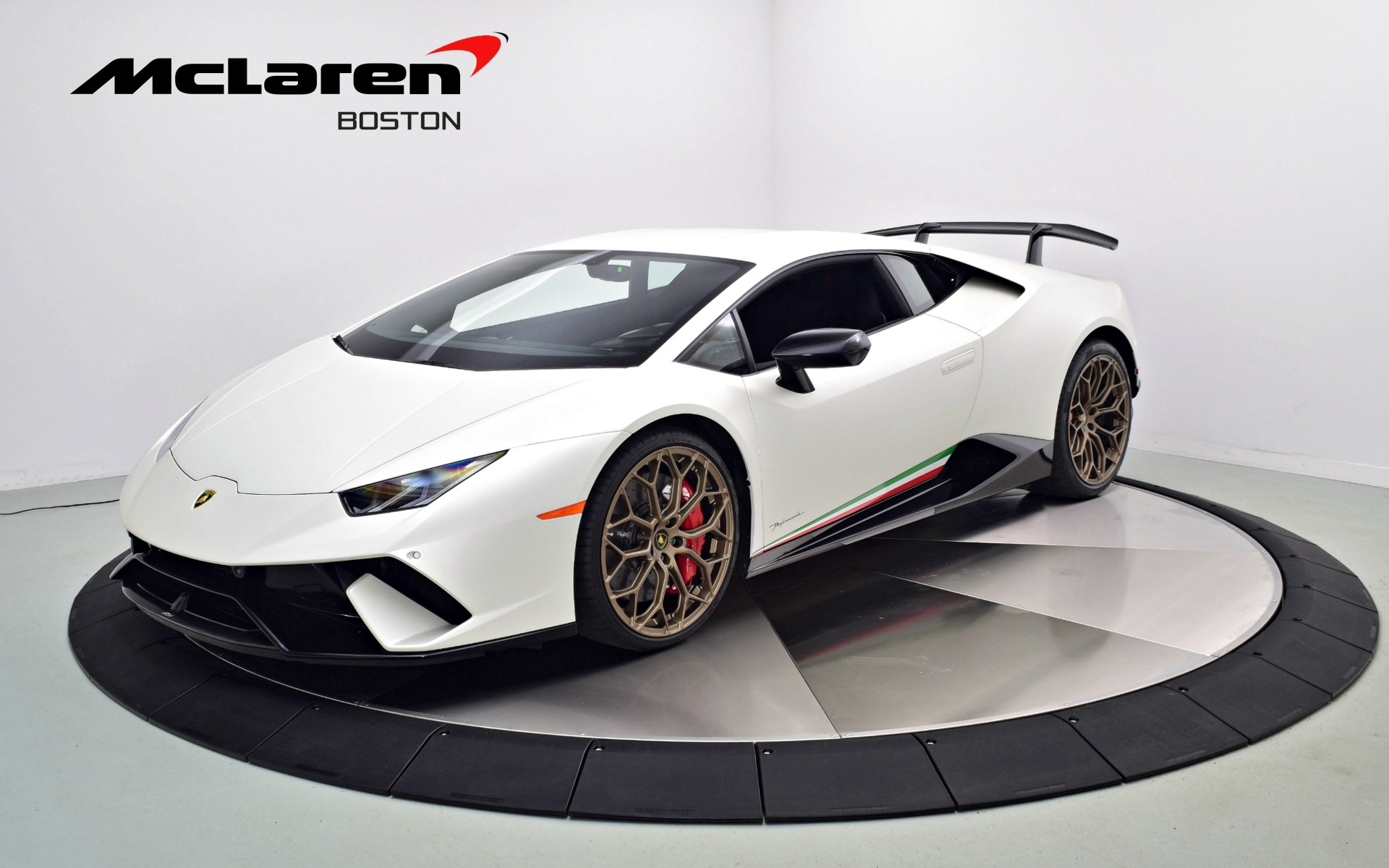 2018 Lamborghini Huracan Performante Lp 640 4 Performante